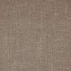 Smoke Linen Swatch fabric for custom window treatments: draperies, roman shades, top treatment | BestWindowTreatments.com