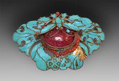 Китайская корона феникса - Ярмарка Мастеров - ручная работа, handmade