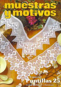 "Photo from album ""кайма крючком"" on Yandex. Book Crafts, Yarn Crafts, Diy And Crafts, Crochet Borders, Crochet Lace, Knit Edge, Knitting Books, Crochet Magazine, Crochet Instructions"