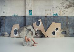Fleeting Parts: Milena Naef Plays with Marble and Skin | Yatzer
