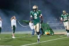 """Gridiron Glory's """"Player of the Year"""" candidate Athens running back Trae Williams"""