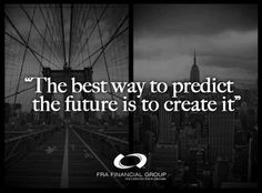 FRA Financial Group is creating its future now. Are you in?