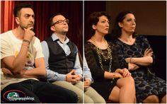 Επιτυχημένη η πρώτη παράσταση της θεατρικής ομάδας «Σανίδι» (βίντεο)