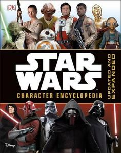 For the Star Wars fan, you can't got past this updated and expanded Star Wars character encyclopedia.