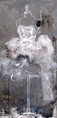 White & Grau Memories: ART HOUSE: ANDREAS TAJANFERKUL
