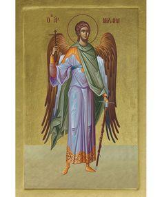 Archangel Michael, Orthodox Icons, Cyprus, Angles, Greece, Painting, Paintings, Camera Angle