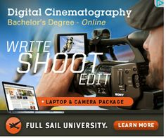 full sail university digital cinematography - Google Search