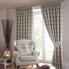 Grey Zanzibar Eyelet Curtain Collection