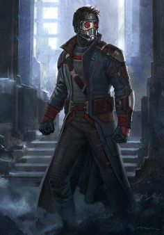 The Avengers 552042866814231269 - Star Lord – concept art by Andy Park Marvel Vs, Marvel Heroes, Marvel Characters, Marvel Movies, Comic Movies, Marvel Universe, Marvel Concept Art, Chasseur De Primes, Thanos Avengers