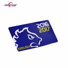 Customized PvcPetAbs Material Teslin Transparent Membership Card