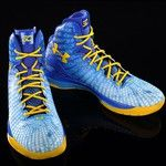 the Under Armour ClutchFit Drive Stephen Curry PE
