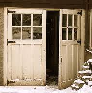 More barn doors