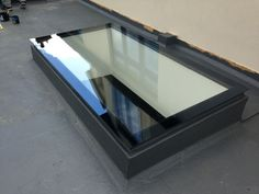 Skylight/Roof Lantern/Glass Flat Rooflight   Double Glazed   Many Sizes