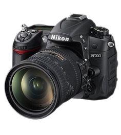 The high resolution, multi-featured Nikon D7000 gives you 16.2 megapixels of vividly detailed images, a more sensitive DX-format CMOS sensor . http://www.ispyprice.com/cameras/179-nikon-d7000-with-kit-af-s-18-105mm-vr-price-list-india/