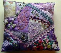 Quilts, Bra, Crazy Quilting, Fashion, Embroidery Stitches, Moda, Fashion Styles, Quilt Sets, Bra Tops