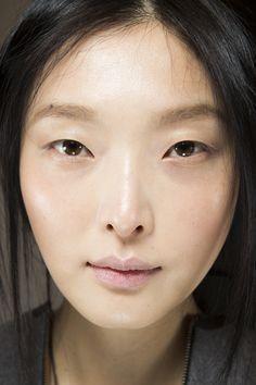 Derek Lam #makeup #minimal #natural