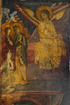 Life Of Christ, Byzantine Icons, Orthodox Christianity, Heaven And Hell, Sacred Art, Heavenly, Renaissance, Religion, Angels