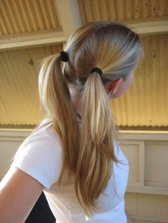 Hair Inspo, Hair Inspiration, Dye My Hair, Aesthetic Hair, Aesthetic Body, Hair Day, Pretty Hairstyles, Pigtail Hairstyles, Teen Hairstyles