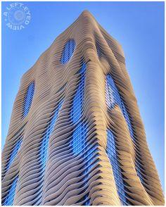 Aqua Building ChicagoI Love Cool Architecture