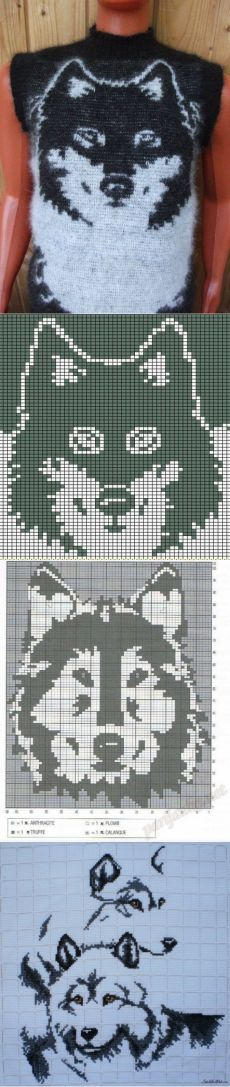 Cross Stitch Patterns, Knitting Patterns, Dog Pattern, Diy Crafts To Sell, Crochet Projects, Knit Crochet, Kids Rugs, Tapestry, Embroidery