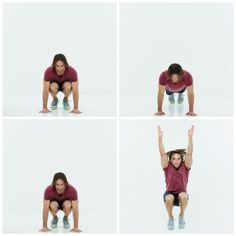 5 30-Second Moves to Tone Your Entire Body and Burn Fat Fast (With Pictures!)