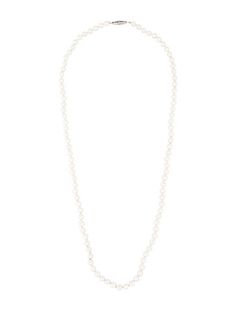 14K Pearl Strand Necklace