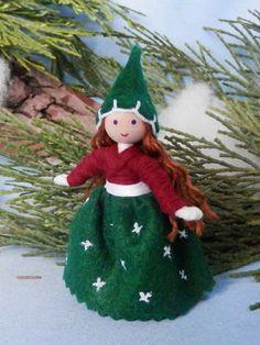 Kindness Elf Girl – Wildflower Innocence Toys