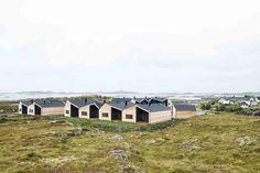 Driv Arkitekter | Boliger Træna Norway