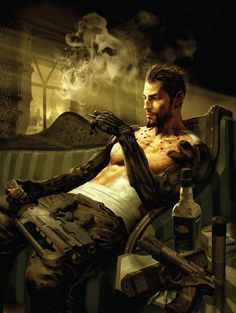÷Whiskeyjack÷ | ÷Race = cyber÷human÷ | ÷Actual÷0rigins = ÷unknown÷ | ÷0ccupation÷ {- -unofficial } = mercenary hunter÷thief ÷`/\_N_.·`.·_1