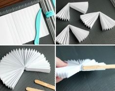 This DIY pocket fan fold up & store perfectly in a pocket for hot days. It is such a unique and fun craft idea for kids! They can decorate the front with simple artwork then secure with popsicle sticks & a rubber band! New Year's Crafts, Easy Diy Crafts, Summer Crafts, Creative Crafts, Diy Crafts For Kids, Fun Crafts, Kids Diy, Popsicle Stick Crafts, Craft Stick Crafts
