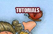 MAGNOLIA-LICIOUS - videos and pdf from Suz Dean for coloring faces, clothes, wood...