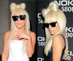 30 Pictures Of Lady Gaga Crazy Hairstyles, Wigs & Bow Hair Ideas Images Lady Gaga, Lady Gaga Pictures, Hair Pictures, Hairstyles Pictures, Bad Hair, Hair Day, Barrette, Lady Gaga Hair, Lady Gaga Costume
