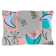 Boomerang BB Pillow Case for