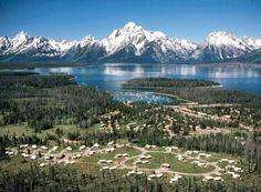 National Park Guide - Wyoming's Grand Tetons