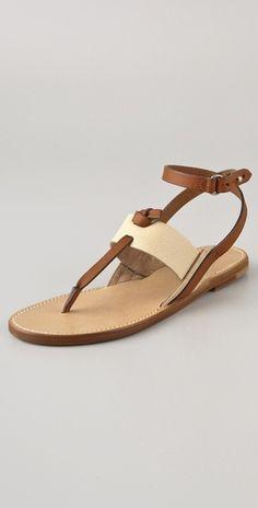 Sigrid Thong Flat Sandals