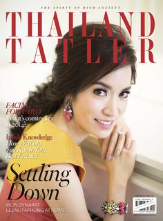 Thailand Tatler January 2014
