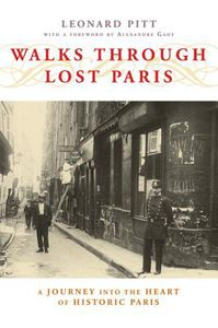 Bonjour Paris - Book Review: Walks Through Lost Paris