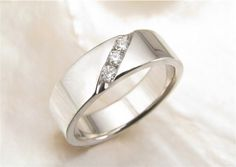 Men's Wedding Band w