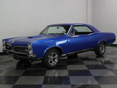 This 1967 Pontiac GTO is listed on Carsforsale.com for $44,995 in Fort Worth, TX