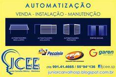 Junior Carvalho: Automatização