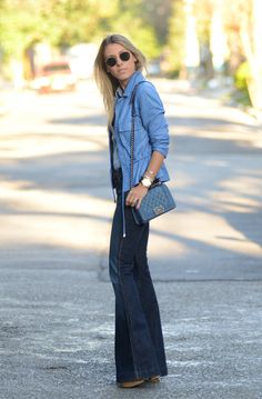 monocromático: Jeans and Jeans and Blue