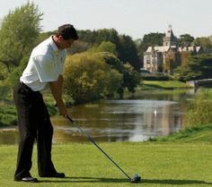 Golfing at Adare Manor, Co. Adare Manor, Legends And Myths, Local Activities, Park Homes, Luxurious Bedrooms, Summer 2014, Ireland, Irish, Public