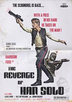 Revenge of Han Solo