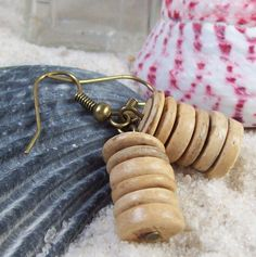 Natural Beauty Earrings by MySoulCanDance.etsy.com