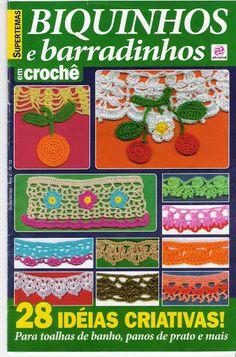 Croche Barrados - mercheanais - Álbuns da web do Picasa