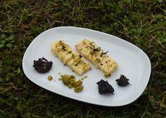 Pistazien-Hibiskus-Butterstangen Butter, Advent, Cookie Recipes, Cookies, Vegetables, Food, Pistachios, Hibiscus, Weihnachten
