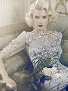 Photo by Signe Vilstrup for Harrods Magazine More