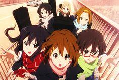 Kotobuki Tsumugi, Akiyama Mio, Tainaka Ritsu, Nakano Azusa, Hirasawa Yui & Manabe Nodoka