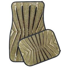 """Title : 112, BLING, Gold Shell Pattern Print Car Floor Mat  Description : BLING, """"Bling-Bling"""", Diamonds, Ice, Fashions, Jewels, Gemstones, """"Chic-Girly"""", Glitter, """"Faux-Glitter, Silver, Gold, Platinum, """"Teen-Gifts"""", Sparkle, Stars, """"Bling-Wings"""", Decorative, """"Animal-Bling"""", """"Flower-Bling"""", Gifts, Rhinestones, Beads, """"Home-Accents"""", """"Home-Décor"""", Contemporary, Modern, Retro, Jeweled, Sequins, Graphite, Studded, """"Custom-Designs"""", Dazzling, Bedazzled, """"Geometric-Bling"""", Fabrics, Patterns…"""