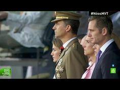 Los cambios en la Casa Real tras la imputación de la Infanta Cristina en el caso Nóos - YouTube